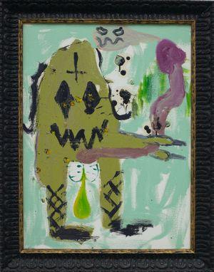 Untitled I by Pow Martinez contemporary artwork