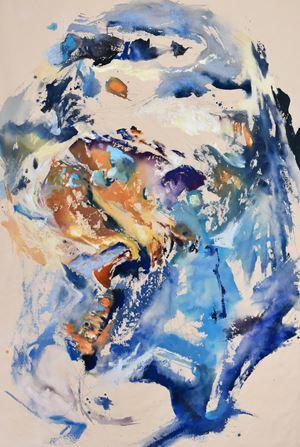 Element b-3 by Anne Kagioka Rigoulet contemporary artwork