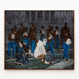 Cinga Samson contemporary artist