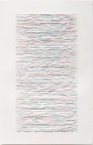 Color lines #02 by Lars Christensen contemporary artwork