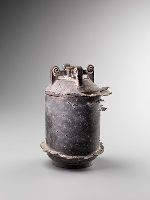 Vessel no.11, from 'One Hundred Vessels' by Matthew Bradley contemporary artwork