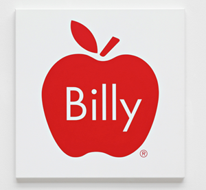 Billy Apple® by Billy Apple contemporary artwork