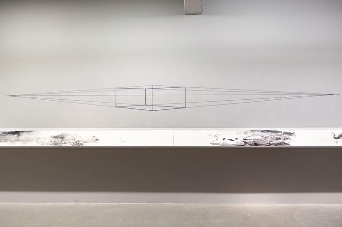 Exhibition view: Buen Calubayan,Antimemory Antiarchive, Mind Set Art Center, Taipei (29 September–31 October 2020). Courtesy Mind Set Art Center.