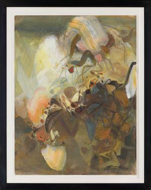 Untitled by Chu Teh-Chun contemporary artwork