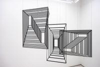 조각적 평면 by Josef Albers by Byung Joo Kim contemporary artwork sculpture