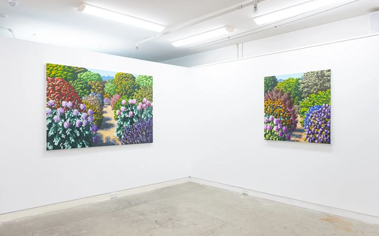 Exhibition view: Karl Maughan, Page Galleries, Wellington (25 June–18 July 2020). Courtesy Page Galleries.