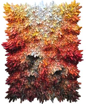 Aggregation 19 - JU056 by Chun Kwang Young contemporary artwork