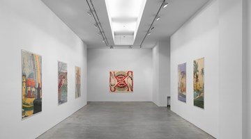 Contemporary art exhibition, Julian Irlinger, Subjects of Emergency at Galerie Thomas Schulte, Berlin