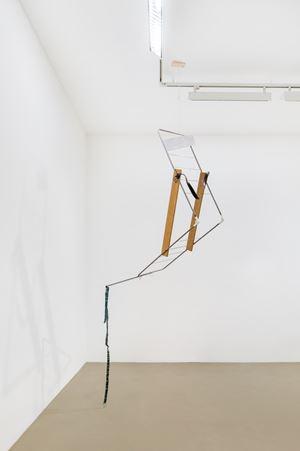 Untitled portable sculpture (La Señora de Las Nueces) 6 by Abraham Cruzvillegas contemporary artwork sculpture