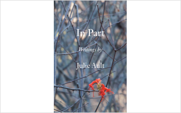 Julie Ault: In Part: Writings