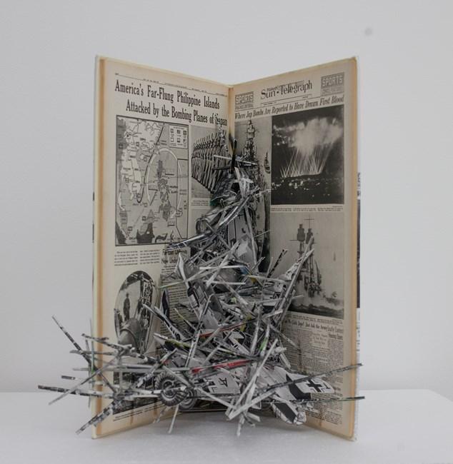Index 7 by Ryan Villamael contemporary artwork