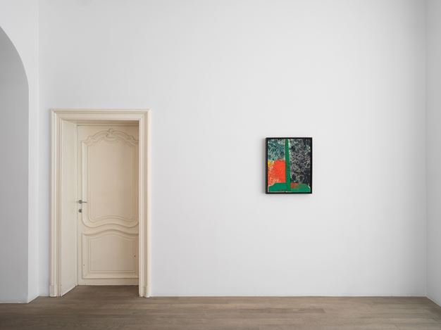 Exhibition view: Sterling Ruby, WIDW, Xavier Hufkens, 6 rue St-Georges, Brussels (7 September–20 October 2018). Courtesy the artist and Xavier Hufkens.
