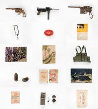 Remnants #18 餘跡之十八 by Sim Chi Yin contemporary artwork print