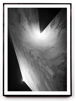 Smoke Screen I by Anthony McCall contemporary artwork