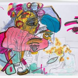Rachel Harrison contemporary artist