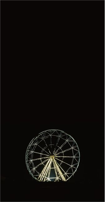 Wheel by Ralf Peters contemporary artwork
