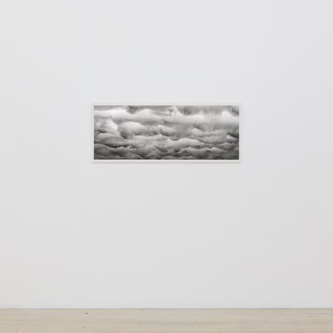 David Lawrey and Jaki Middleton, Open Sky, 2016, Exhibition view, Gallery 9, Sydney. Courtesy Gallery 9, Sydney.