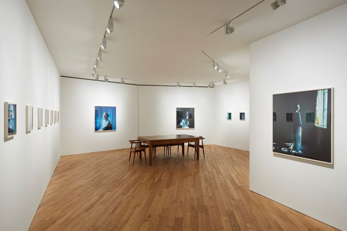 Exhibition view: Ayaka Yamamoto, We are Made of Grass, Soil, and Trees, Taka Ishii Gallery, Photography / Film (25 August–29 September 2018). Courtesy Taka Ishii Gallery. Photo: Kenji Takahashi.