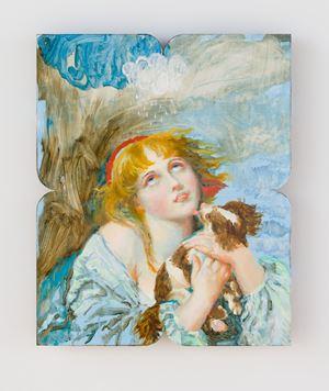 Le souvenir (d'après Jean-Baptiste Greuze, 1787-1789) by Tursic & Mille contemporary artwork