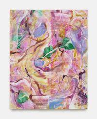 Am Rande der Mündung II by Bernd Koberling contemporary artwork painting