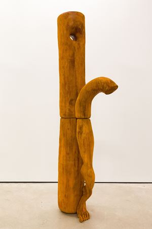 The smell of sculpture by Jesse Wine contemporary artwork