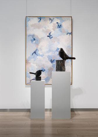 Exhibition view: Group Exhibition, The Carnival of the Animals, GalerieDumonteil, Shanghai (19 September–26 December 2020). Courtesy Galerie Dumonteil.