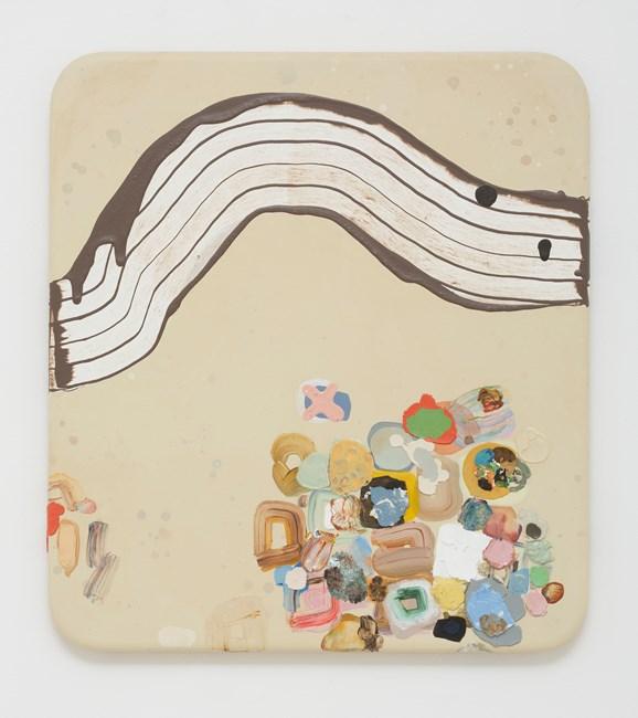 Exposed Mineral Seam by Mark Rodda contemporary artwork