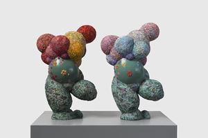 Holy Fruit II by Wu Shaoxiang contemporary artwork