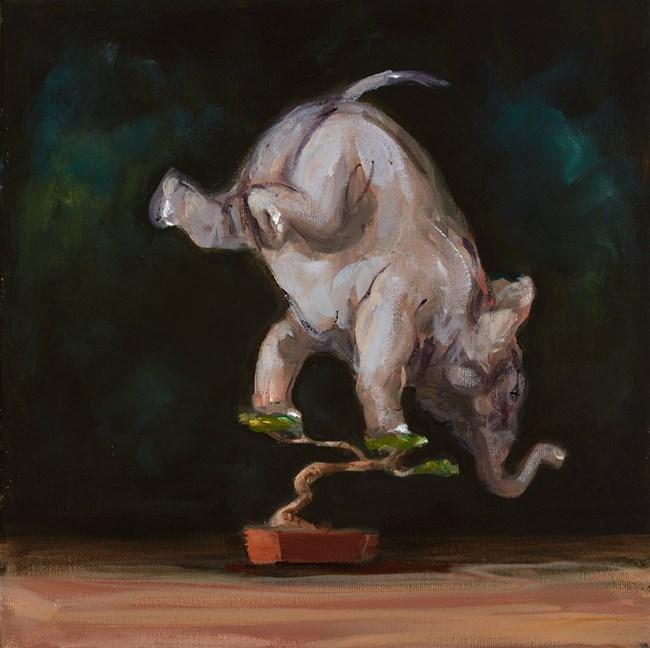 Social Animal #8 by Joanna Braithwaite contemporary artwork