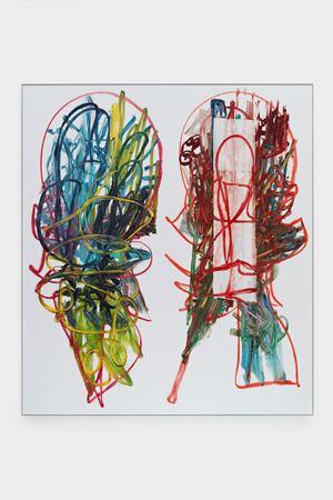 Yellow Spiral by Aaron Garber-Maikovska contemporary artwork