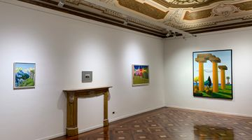 Contemporary art exhibition, Group Exhibition, Universal Landscapes. Works from the Mazzoleni collection at Mazzoleni, Turin, Italy