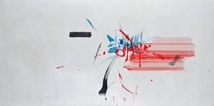 La retraite de Hughes de Payens by Georges Mathieu contemporary artwork