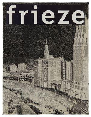 Dark Magazine · Frieze by Li Qing contemporary artwork