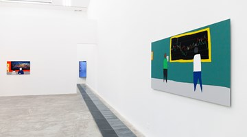 Contemporary art exhibition, Lin Aojie, Those Who Like Playing Tricks Usually Don't Live a Good Life at ShanghART, Beijing