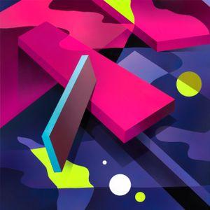 NIGHT WALK #3 by Mikael B contemporary artwork