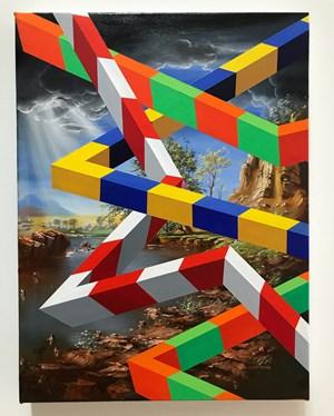 TriBeca by Peter Daverington contemporary artwork