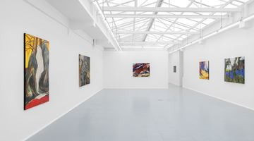 Contemporary art exhibition, Jacqueline de Jong, WAR paintings from 1991 to 2014 at rodolphe janssen, Brussels