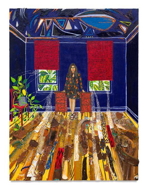 Christine Minas by Raffi Kalenderian contemporary artwork