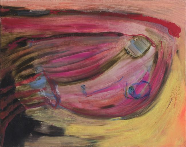 Falando Sozinha by Gokula Stoffel contemporary artwork