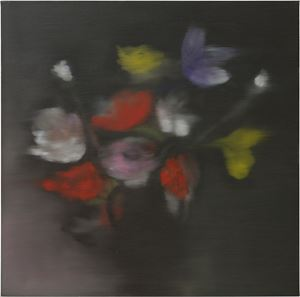 Untitled by Ross Bleckner contemporary artwork painting, works on paper