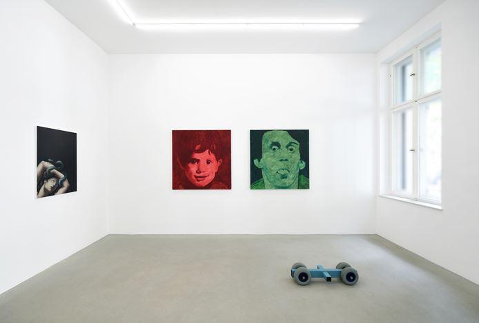 Exhibition view: Group Exhibition,Endless Lows, Breaking High, Rolando Anselmi, Berlin (27 June–30 Aug 2020). Courtesy Rolando Anselmi.