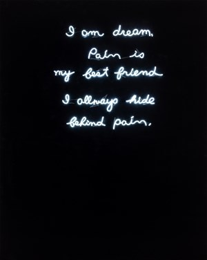 I am dream.. by Ci Kim contemporary artwork