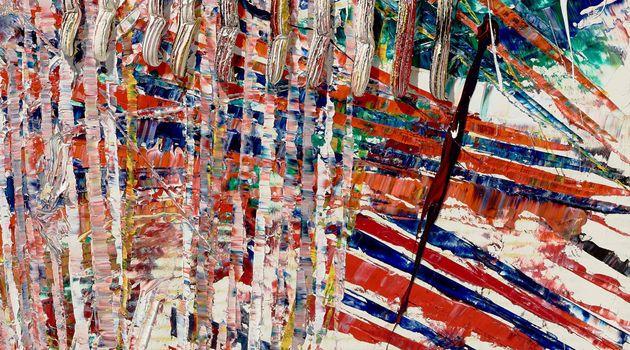Mark Grotjahn contemporary artist