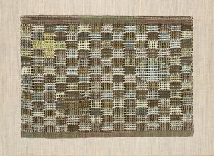 In Orbit by Anni Albers contemporary artwork