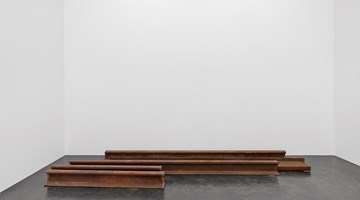Contemporary art exhibition, Cameron Rowland, Birmingham at Galerie Buchholz, Cologne, Germany