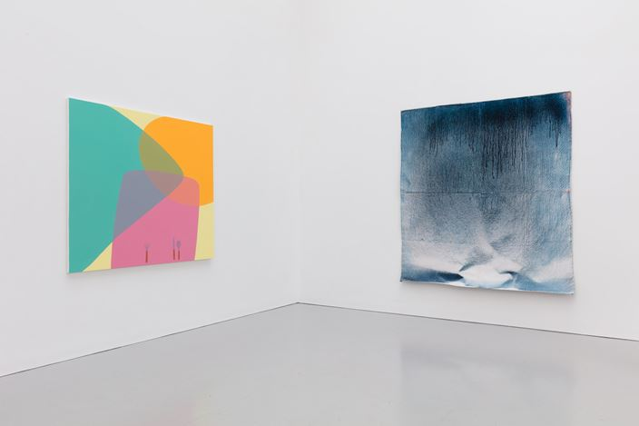 Exhibition view: CONDO hosting Edouard Malingue Gallery, Kate MacGarry, London (12 January–9 February 2019). Courtesy Kate MacGarry and Edouard Malingue Gallery.