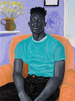 Isolation by Otis Kwame Kye Quaicoe contemporary artwork
