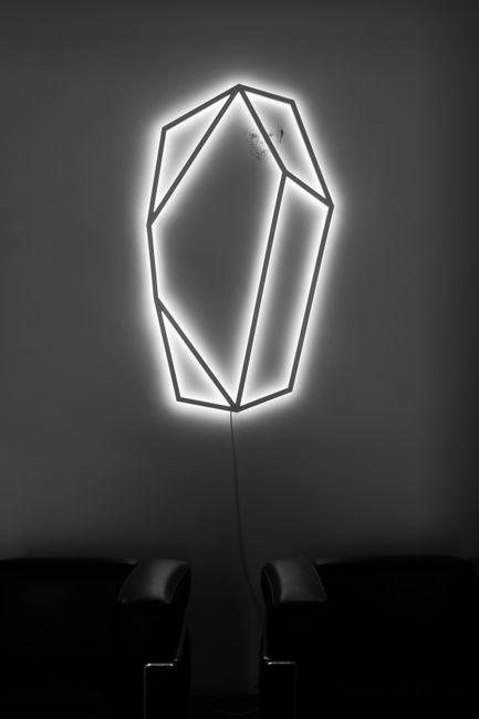 Il Cubo (A.G) by Bernardí Roig contemporary artwork