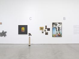 """Group Exhibition<br><em>Cache: From B to Z</em><br><span class=""""oc-gallery"""">ShanghART</span>"""