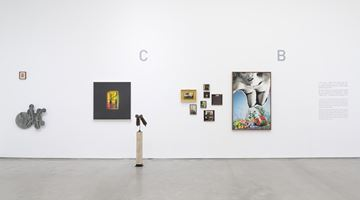 Contemporary art exhibition, Group Exhibition, Cache: From B to Z at ShanghART, Westbund, Shanghai, China